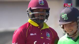 All Wickets || Ireland vs Windies || 4th Match || ODI Series || Tri-Series 2019