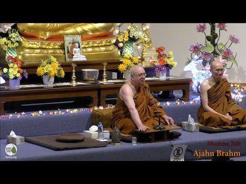 Relax to the Max   Ajahn Brahm   15 December 2017