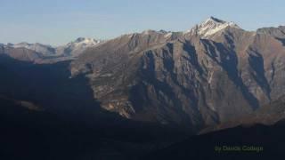 Tramonto dall'alpe Berlinghiera 1930m Thumbnail