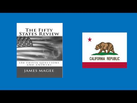 THE FIFTY STATES REVIEW -  CAPITALS AND NICKNAMES
