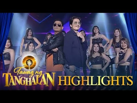 Tawag ng Tanghalan: Janno and Ogie entertain the madlang people with their performance