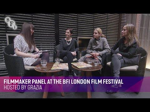Filmmaker Panel   BFI London Film Festival 2017