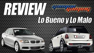 Miercoles De Autos - Review tras 1 año con BMW y Mini Cooper S