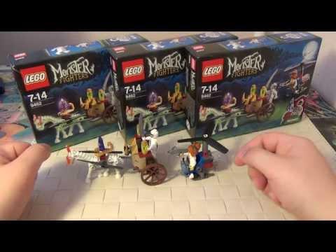 Лего обзор Monster Fighters