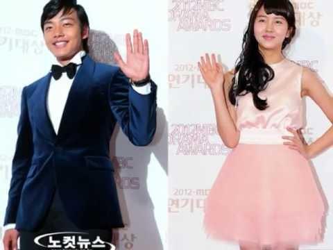 so hyun x jin goo cute moments at 2230 drm - Jingoo Photo Mariage