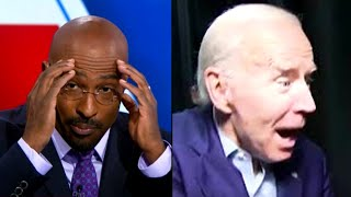 Young Voters Don't Like Biden: Media Already Panicking