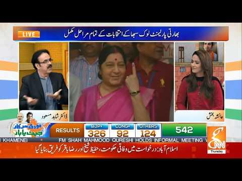 Why Congress failed? Dr Shahid Masood analysis