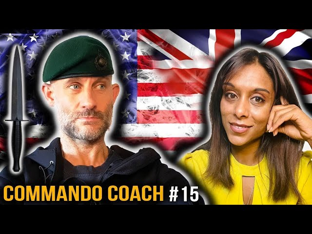 The COMMANDO Coach | Dealing With PTSD | #15