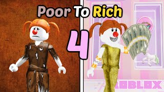 Bloxburg Poor To Rich: The Clown Family Ep 4 (Roblox Roleplay Story)