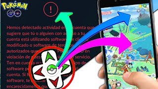 ¡BYE BYE LISTA NEGRA! MEJOR HACK POKEMON GO 0.87.5 JOYSTICK ANDROID (SUPER ACTUALIZACION) Pokemon GO