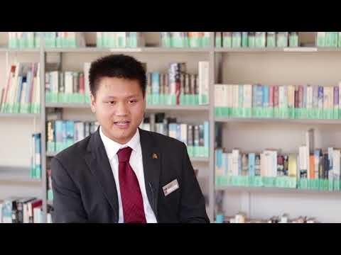 Yusheng He - China (EN) - Bachelor of Business Administration