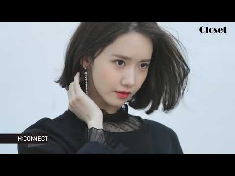 Yoona -  H:CONNECT 2018 S/S COLLECTION  GIRLS' GENERATION 少女時代 SNSD