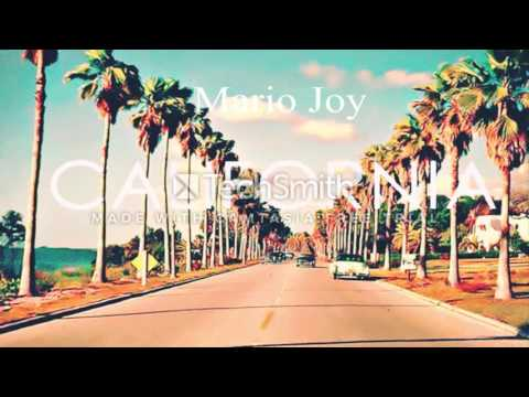 Mario Joy - California (Remix By DJ BOOM)