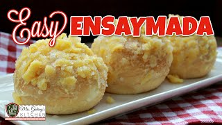 Download EASY ENSAYMADA (Mrs.Galang's Kitchen S7 Ep12) Mp3 and Videos