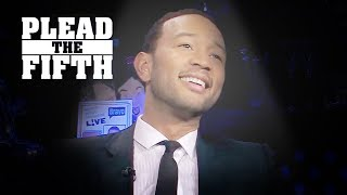 Plead the Fifth: John Legend Names the Most Overrated Musician   WWHL Vault