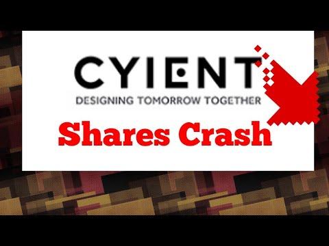 Cyient Shares Crash Analysis