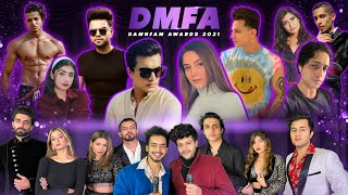 DMFA AWARDS 2021 ✨ EP 2 | DAMNFAM |