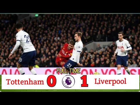 Hasil Tottenham Vs Liverpool Tadi Malam Liga Inggris Malam Ini Beserta Klasemen Dan Top Skor Youtube