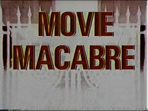 "WNUV-TV Channel 54 Baltimore ""Movie Macabre"""