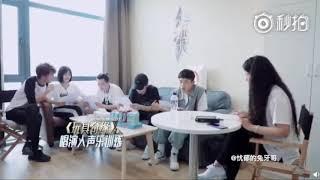 Darren chen & shen yue Cr ; 忧郁的兔牙哥