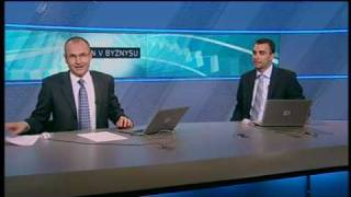 Den v byznysu, 11. 8. 2010 | Yann Zane a Jakub Žižka