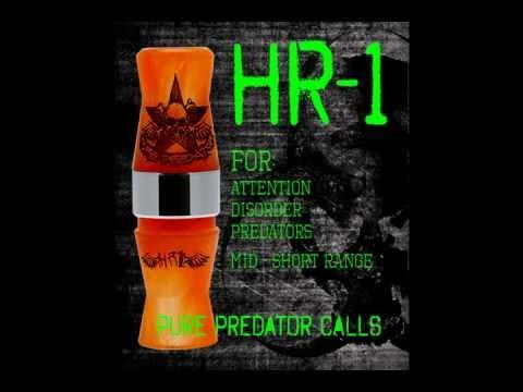 Pure Predator Calls, HR1
