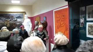 видео волоколамск музей героев панфиловцев
