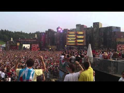Tomorrowland 2012 - Kick out the epic motherfucker Epic