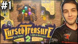 100x LEPSZE OD PIERWSZEJ CZĘŚCI! - Cursed Treasure 2 #1