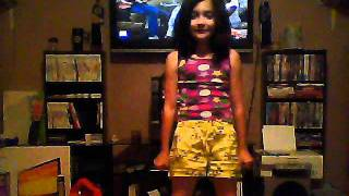8 Year Old Dancing To Sexy And I Know It By: LMFAO