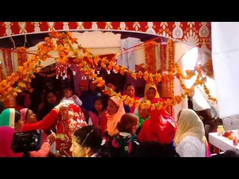 Himachali bidai sapna weds Neeraj Parmar at malan nagrota kangra on 19 February 2017.
