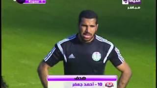 أهداف مباراة بتروجيت وسموحة 3-1.. بأقدام بيكلي وجعفر ورجب (فيديو)