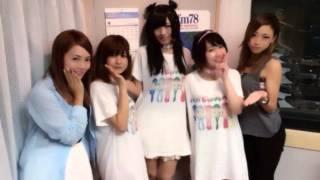 bayfm「Branding Hit TOKYO Bay」2014年08月16日 24時30分 MC:Risa(Cara...
