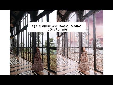♥#2 CHỈNH ẢNH SAO CHO CHẤT ? | Charmbeauty ♥
