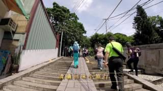 臺中海線社大▲李易霖老師、蔡振名老師帶您走入時光隧道▲