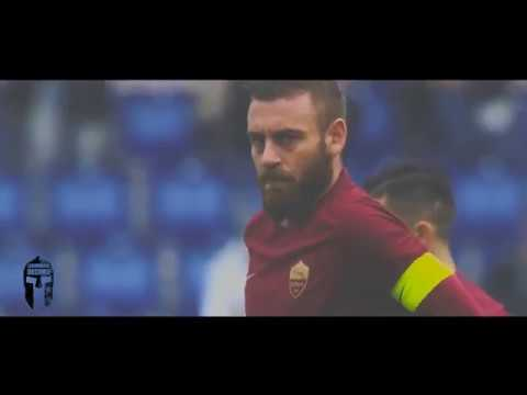 Daniele De Rossi 2017  Grinta Romana Ultimate Tackles,Skills,Gol,Assist