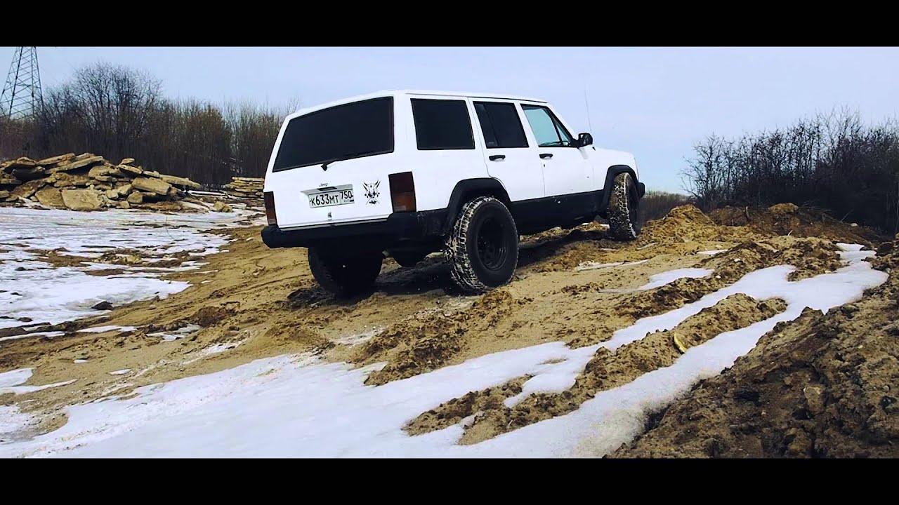 СТОтысячник. Jeep Cherokee 94 г.в.