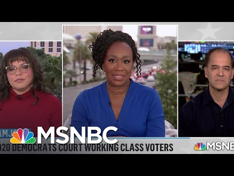 Working Class Workers Speak Out On What They Want In 2020 | MSNBC