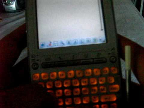 Sony Clie TG50