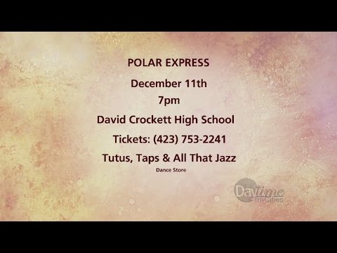Polar Express Performed At David Crockett High School