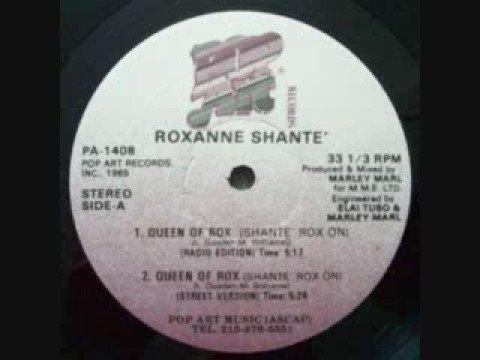 Queen of Rox (Shante' Rox On)-Roxanne Shante'