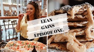 ADDRESSING THE WEIGHT LOSS  // Lean gains episode 1.