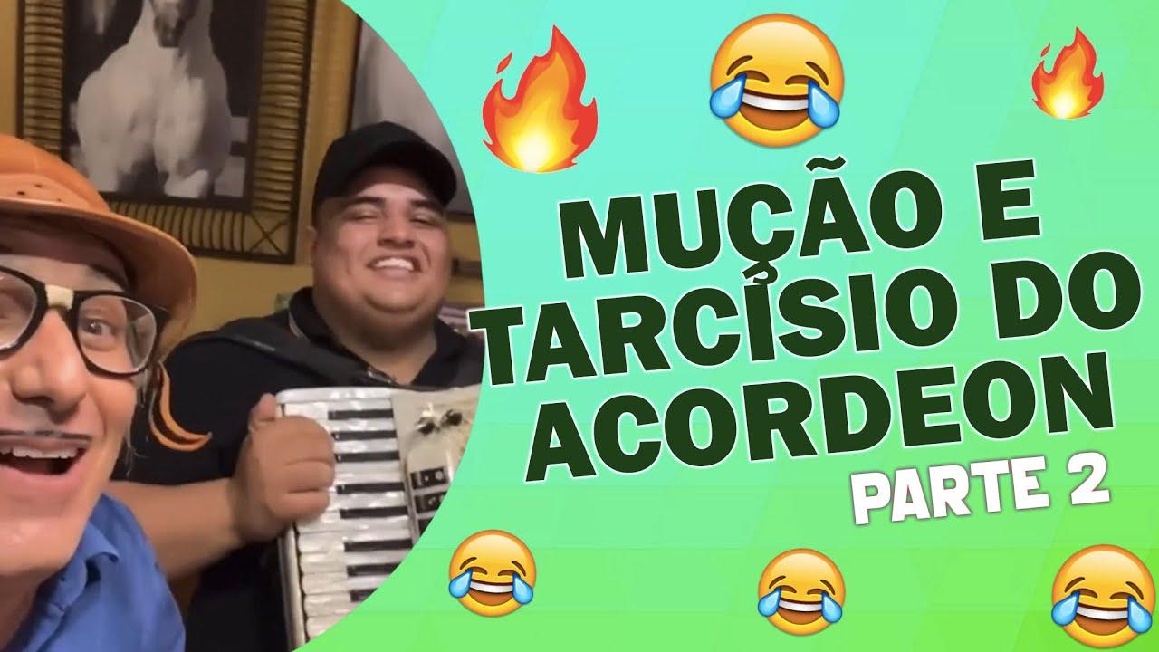 RESENHA DO MUÇÃO COM TARCÍSIO DO ACORDEON - PARTE 2