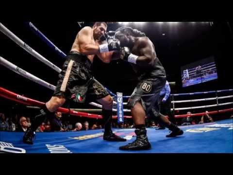 BERMANE STIVERNE VS DERRIC ROSSY 10 ROUNDS UNANIMOUS DECISION REVIEW