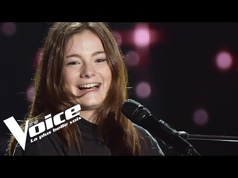 Joe Dassin (L'Amérique) | Capucine | The Voice France 2018 | Blind Audition