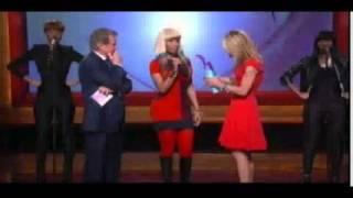 Nicki Minaj on Regis and Kelly