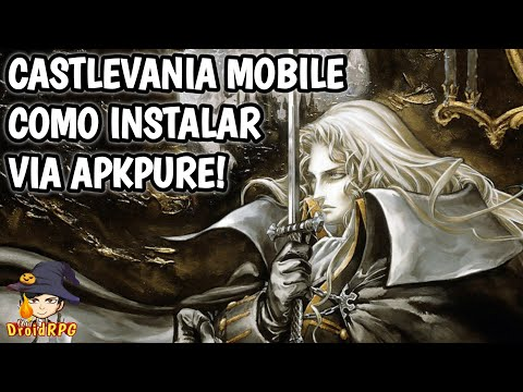 Macete Pra Instalar O Castlevania Grimoire Of Souls Pelo APKPURE