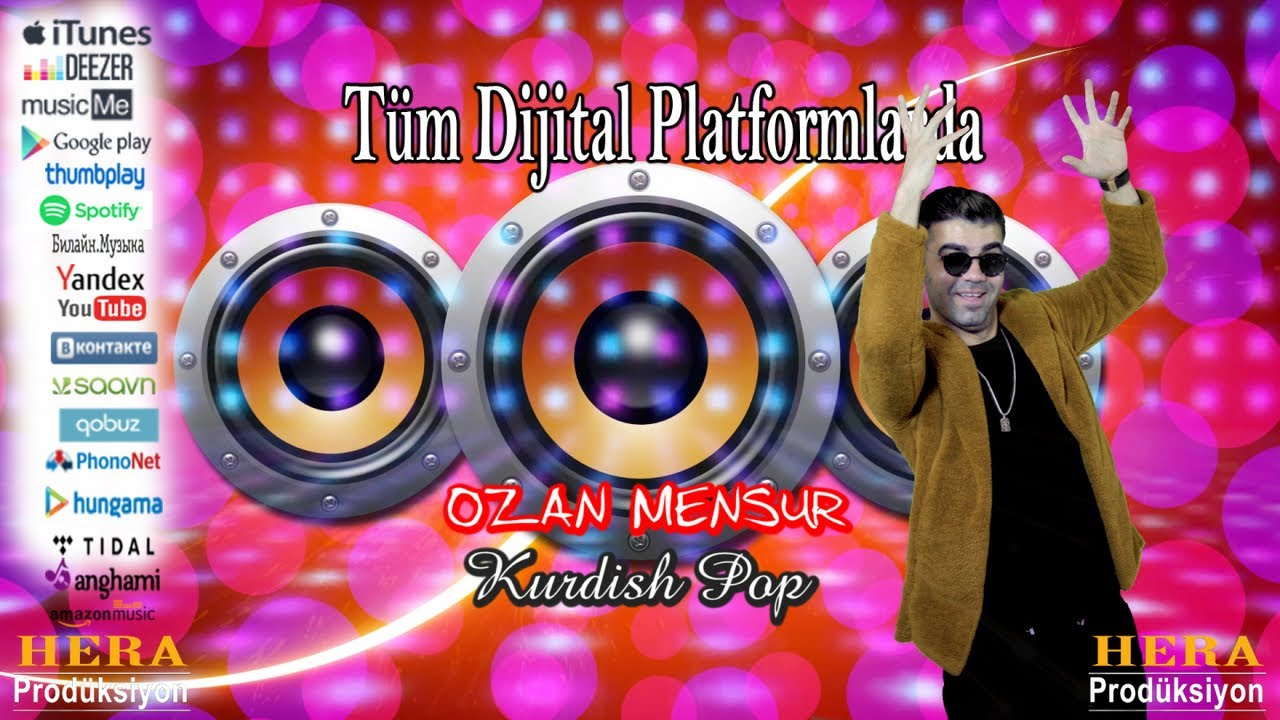 Ozan Mensur - Kurdish Pop 2020