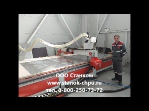 Отзыв 2 года спустя о станке ЧПУ DeKart 2060 по алюминию от клиента из Санкт Петербурга