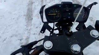 25 февраля 2016 г .Проблемы с мотоциклом( Patron Sport 250) на данный момент